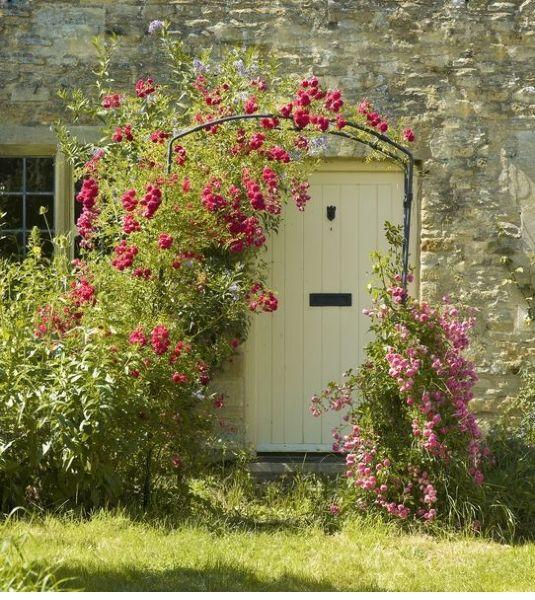 перголы для роз фото